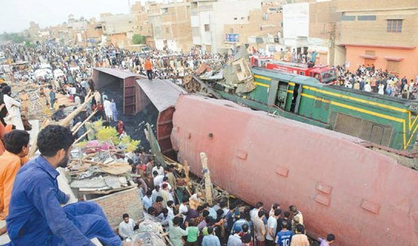 Railway Track Restored After Trains Collision Near Hyderabad