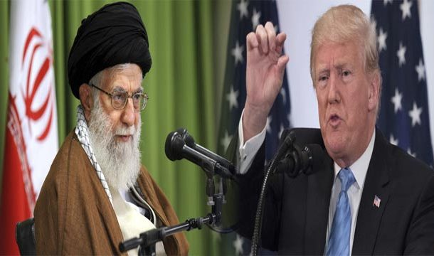 Trump Puts Sanctions on Iran's Top Officials
