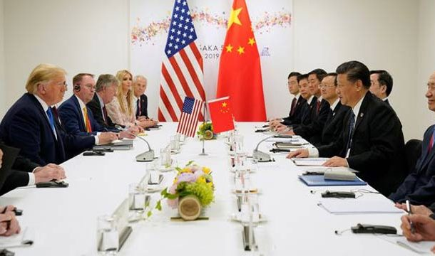 US-China Agree to Resume Trade Talks