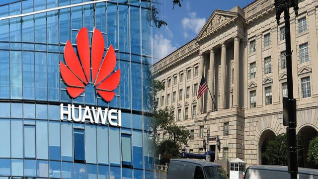 Huawei Takes Legal Action Against U.S. Over Seized Equipment