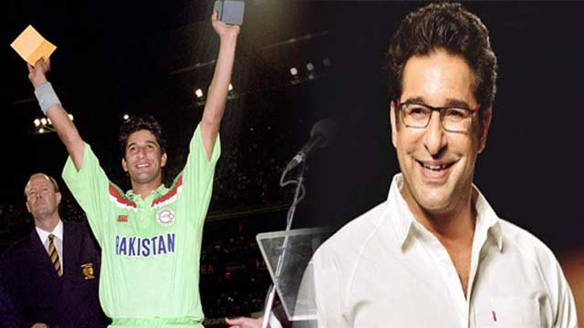 Happy Birthday Wasim Akram, One Of The Most Fearsome Bowler