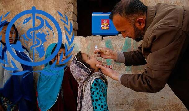 WHO Expresses Reservations Over Increasing Polio in Pakistan