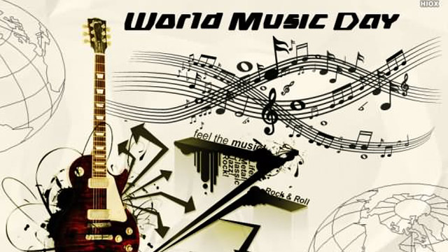 World Music Day Being Observed Today