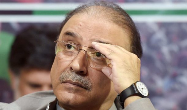 Zardari can now avail Home Cooked Food in Jail