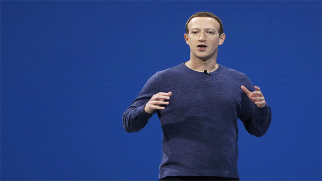 'Deepfakes' Puzzle for Facebook, Zuckerberg Says