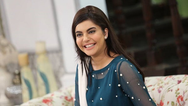 Nida Yasir Stooped To A New Low After She Showcased her Entire Holiday Shopping At Her Live Morning Show