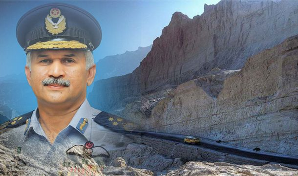 Air Chief: Pakistan's Prosperity Based on Development of Balochistan