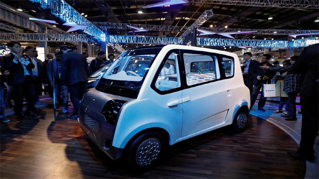 India: Purchase Electric Vehicles and Eliminated Import Taxes