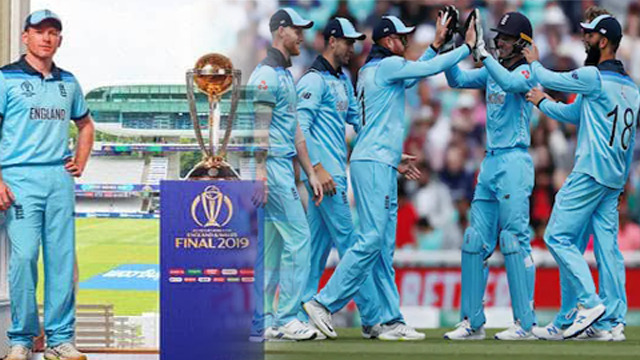 England the Cricket World Cup Champion 2019