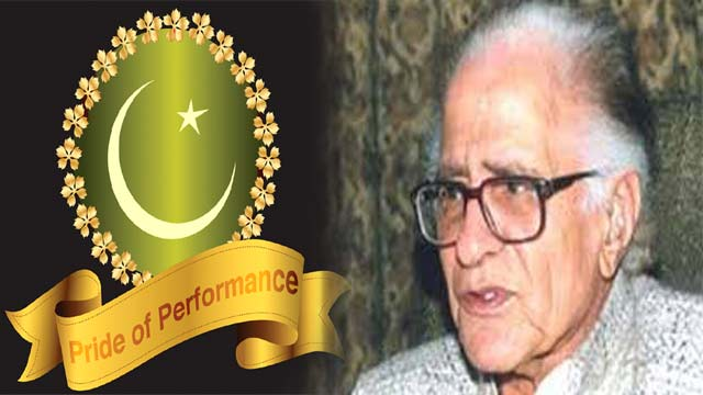 Remembering Literary Scholar 'Ahmed Nadeem Qasmi'