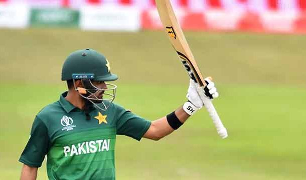 Babar Azam Among Top 3 in ICC ODI Ranking
