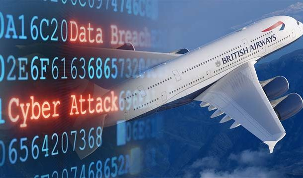 £183 Million Penalty to British Airways for Breach of its Security Systems