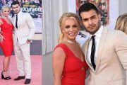 Britney Spears and Sam Asghari Together on Red Carpet