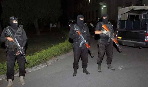 Three Most Wanted Terrorists Killed In Gujrat