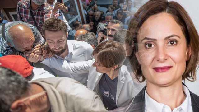 Canan Kaftancioglu Faces 17 Years for 'Insulting' Tweets