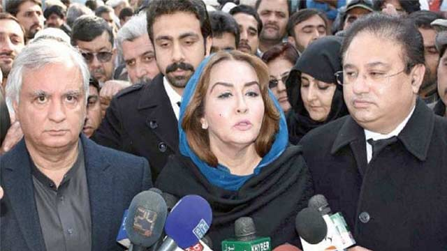 Case Against Asma and Arbab Alamgir adjourned