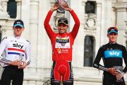 Chris Froome Awarded 2011 Vuelta Title After Cobo Ban