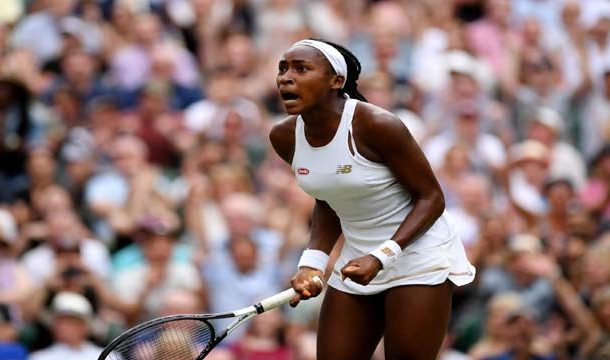 Teenage Tennis Sensation Gauff's Fairytale in Wimbledon Ends