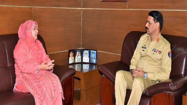 Judicial Commission Working Hard On Missing Persons' Issue: DG ISPR