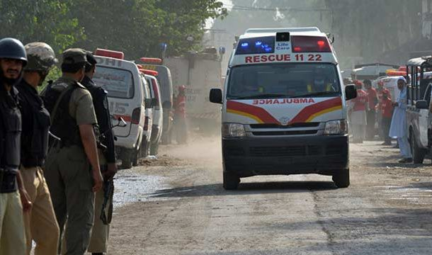Shershah Chowk Accident Leaves 3 Dead and 2 Injured In Karachi