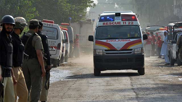 Deadly Road Accident Near Hassan Abdal, Eleven Killed and 20 Injured