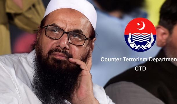 Court Extends Hafiz Saeed's Judicial Remand