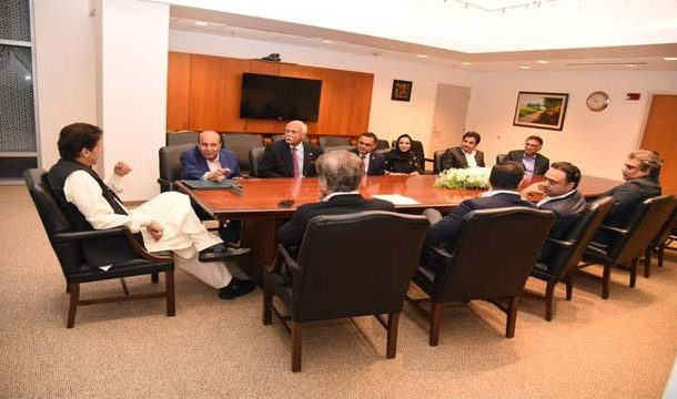Overseas Businessmen Show Keen Interest For Investment in Pakistan