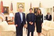 Imran Khan, Melania Trump Meeting Trending on Social Media