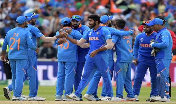 India Qualify For WC Semis by Defeating Bangladesh