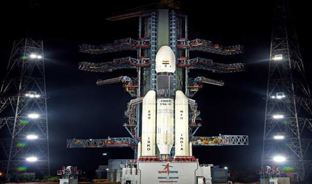 India's Second Lunar Mission, Chandrayaan-2 will Launch on July 22