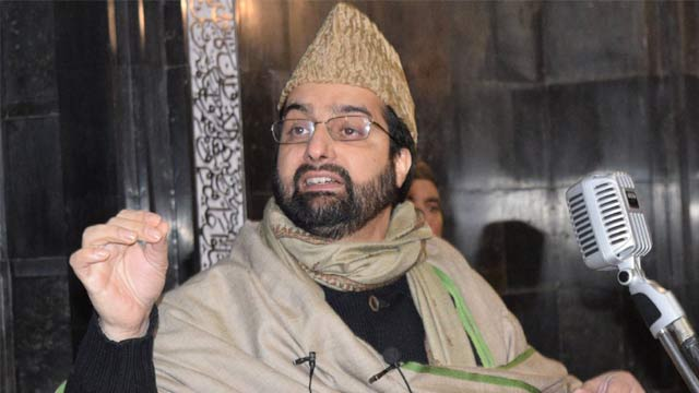 Mirwaiz: India to Avoid Kashmir Conflict, Resolve it Peacefully