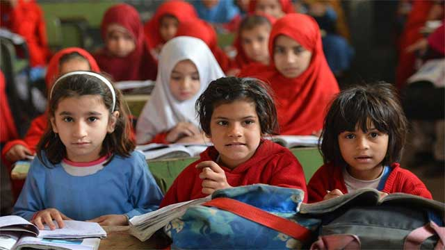 KP Assembly told: Enrolled One Million Out of School Childrens