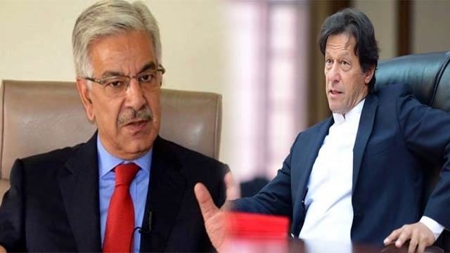 Govt. Approves Inquiry Against 'Khawaja Asif' on Iqama