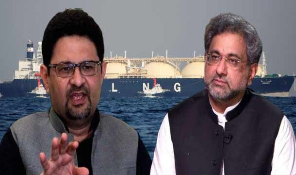 Court Indicts Abbasi, Miftah in LNG Case