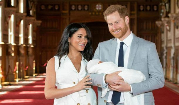 Palace Denies Harry, Meghan Ban Neighbors From Seeing Royal Baby