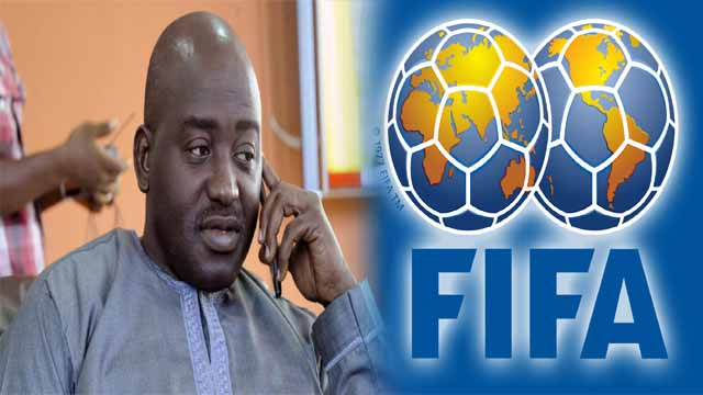 FIFA Bans Liberia Official Over Funds Theft