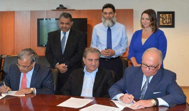 PAK-US Embassies Sign Contract For Lobbying Services