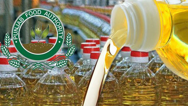 PFA Seizes 50,000 Litres Substandard Oil in Lahore