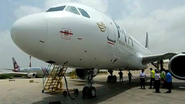 PIA Added Aircraft A320 to its Fleet