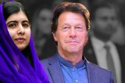 PM Imran, Malala Among World's Most Admired People (2019)
