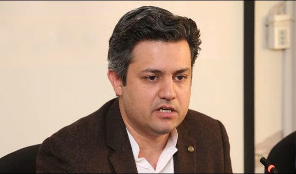 PML-N Artificially Maintained the Economy, Left Huge Deficit: Hammad Azhar