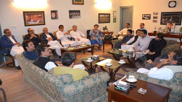 PM Imran to Head Newly Constituted PTI  Core Committee