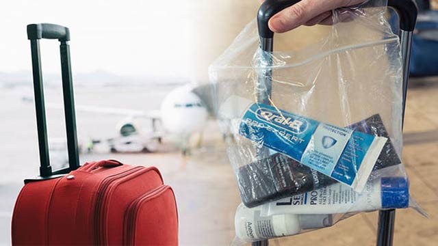 Plastic Bags Prohibited at all Airports Across the Country