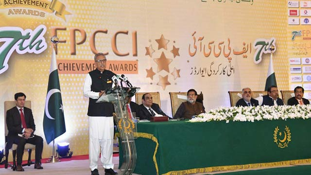 Documentation Should be Easy and Simplified for Traders: President Alvi