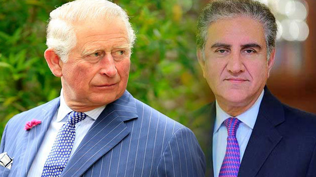 Prince Charles Expressed Best Wishes for PM Imran Khan