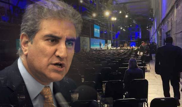 'DefendMediaFreedom' Conference, Qureshi's Session Boycotted at London