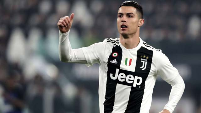 Ronaldo Will Not Face Rape Charges in Las Vegas