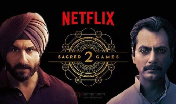 Saif, Nawazuddin Coming Soon With More Twisted 'Sacred Games 2'
