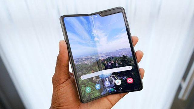 Samsung Galaxy Fold Ready for Launch in September