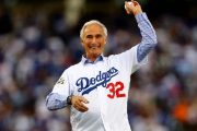 Legendary 'Sandy Koufax' to Get a Statue at Dodger Stadium